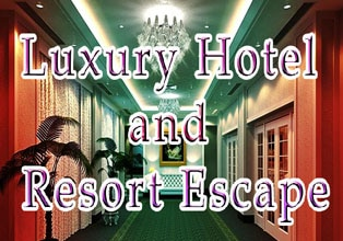 luxury hotel and resort escape