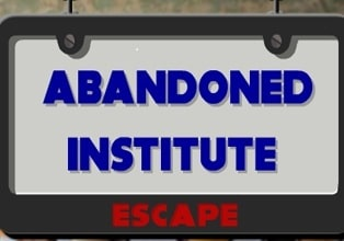 Abandoned Institute Escape