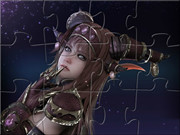 Alexstrasza Warcraft Puzzle