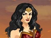 Amazon Warrior Wonder Woman Dressup