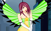 Anime Angel Dress Up