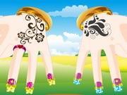 Anna S Summer Nails