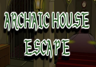 Archaic House Escape