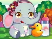 Baby Elephant Doctor