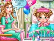 Baby Flu Doctor Care