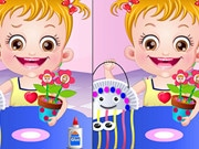 Baby Hazel Differences Game