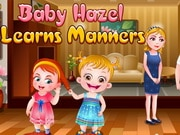 Baby Hazel Learns Manners