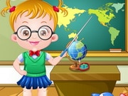 Baby Hazel Teacher Dressup