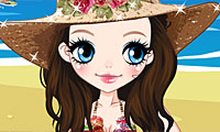 Beach Look Dress Up
