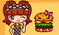 Burger Diner: Cook & Create