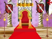Castle's Throne Room Decoration
