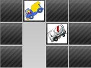 Cement Mixer Truck Memory