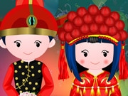 Chinese Doll Wedding Makeover