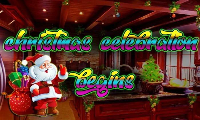 Christmas Celebration Begins