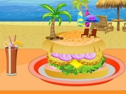 Cooking Hawaiian Burgers