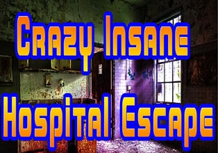 Crazy Insane Hospital Escape