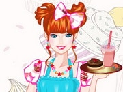 Cupcake Corner Waitress