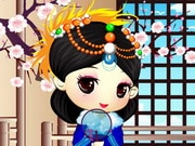 Cute Japanese Princess