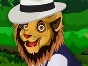 Cute Lion Dress Up