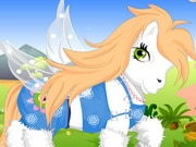 Cute Pony Dress Up