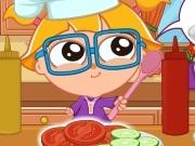 Cutezee's Cooking Academy Burger