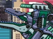 Dino Robot Mosasaurus