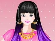 Dip Dye Hair Fashion