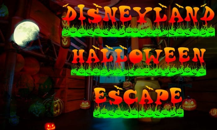 Disneyland Halloween Escape