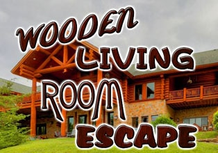 EG Wooden Living Room Escape