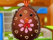 Egg Chocolate Deco