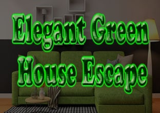 Elegant Green House Escape