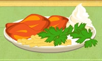 Emma's Recipes: Hot & Spicy Garlic Wings