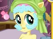 Equestria Girls Fluttershy Makeover