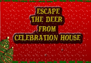 Escape Deer From Celebration House