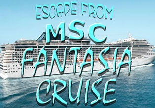 Escape From MSC Fantasia Cruise