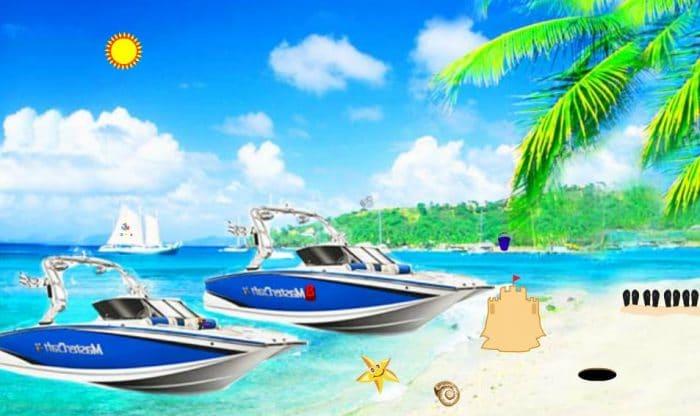 Escape Ocean Contour