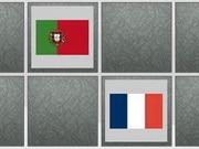Europe Flags Memory