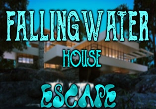 Falling Water house Escape
