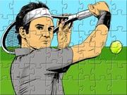 Federer Puzzle