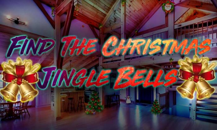Find The Christmas Jingle Bells