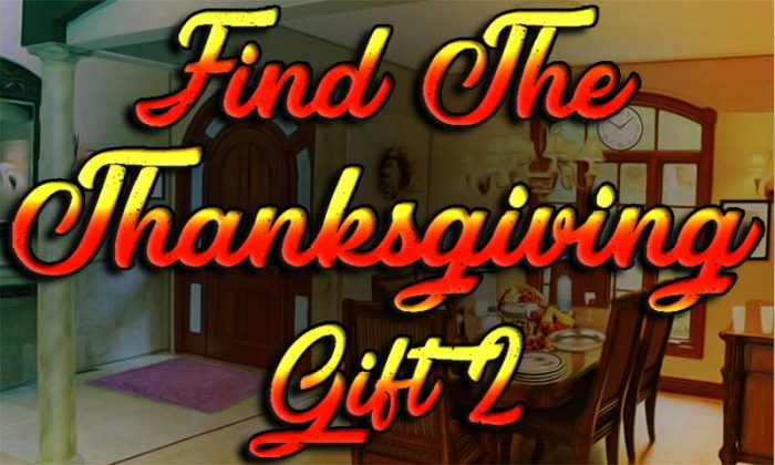 Find The Thanksgiving Gift 2