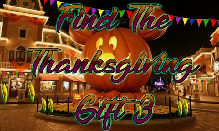 Find The Thanksgiving Gift 3