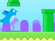 Flappy Blue Bird