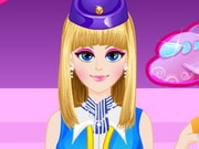 Flight Attendant Makeover