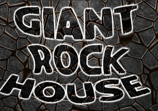 Giant Rock House Escape