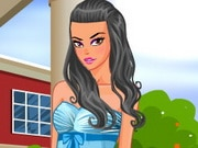 Girly Girl Dress Up