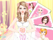 Gorgeous Fashion Bride