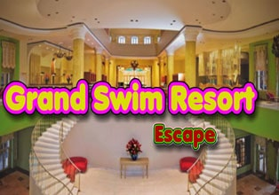 Grand Swim Resort escape