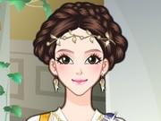 Greek Girl Make Up