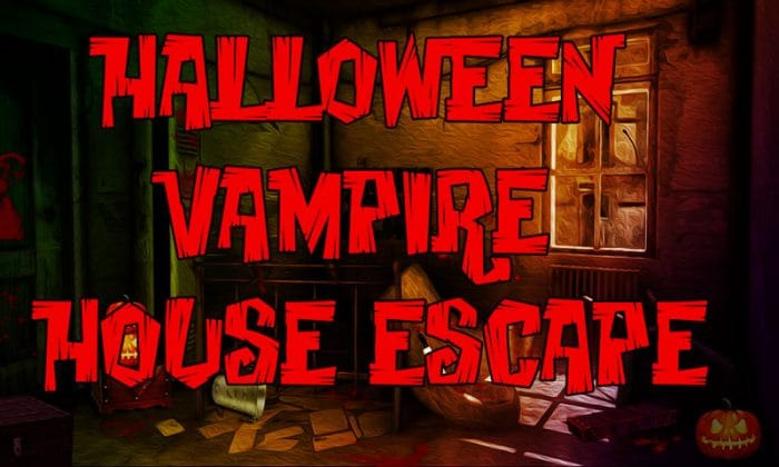 Halloween Vampire House Escape
